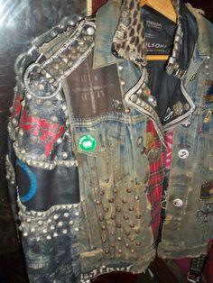 punk jacket | Tumblr