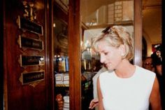 Diana went for a shopping trip with her sister Lady Sarah McCorquodale on 19th June 1996.