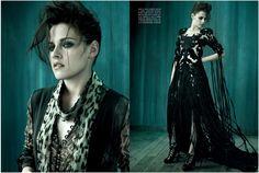 Kristen Stewart for Vogue Italia - Michelangelo Di Battista