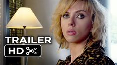 Lucy Official Trailer #1 (2014) - Scarlett Johansson Movie HD,This is going to be GOOD!,Can't Wait!