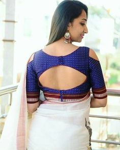 Simple and Stylish Blouse Back Neck Designs Saree Blouse Neck Designs, Stylish Blouse Design, Fancy Blouse Designs, Designs For Dresses, Bridal Blouse Designs, Choli Designs, Designer Blouse Patterns, Indian Dresses, Indian Outfits
