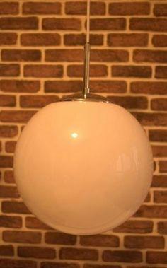 Lámpara globo años 70