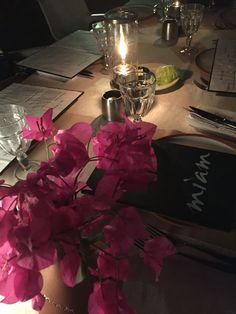 Miam in Bodrum. Fabulous food in romantic settings 💕