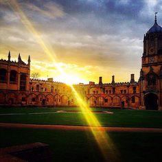 Oxford #goviewyou @oxford_uni