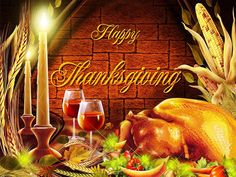 Thanksgiving Dinner ~ Edible Image Cake Topper!!! >>> Unbelievable offers are coming! : Baking decorations
