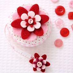 Flower Tape Measure  small