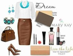Mary Kay outfit