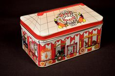 Circus Tent Tin Big Top Collectible by SnapshotsThroughTime