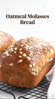 Cooking Bread, Bread Baking, Cooking Recipes, Yeast Bread Recipes, Bread Machine Recipes, Oatmeal Bread, Biscuit Bread, Bread Bun, Oatmeal Recipes