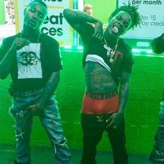 Thug Saggers