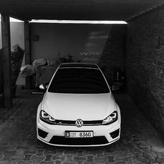 Those eyes. Need a shot like this of dad's blue Golf R...