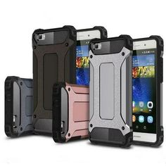 Case For Huawei Hybrid Durable Armor For Huawei Series Back Phone Cover PAPC191 #UnbrandedGeneric