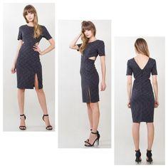 Sugarlips cutout midi dress now available at shoppinkconfetti.com