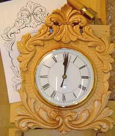 Norwegian Clock - tutorial