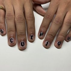 Trendy Nails, Cute Nails, La Nails, Scorpio Season, Piano Hands, Nail Art, Scorpio Zodiac, Seasons, Photo And Video