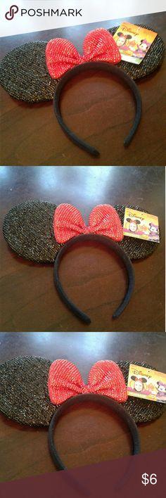 ♡DISNEY NEW Minnie Mouse Headband ♡ ♡ DISNEY NEW Minnie Mouse Headband! Disney Accessories Hair Accessories