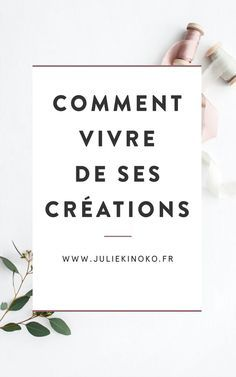 # Living with his creations (with Cécile, Under The Apple Tree) , Starting A Business, Business Planning, Business Tips, Online Business, Site Wordpress, Auto Entrepreneur, Marketing Goals, Blog Sites, Community Manager