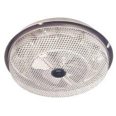 Broan® Surface Mountain Ceiling Heater (154) - Bath Fans & Heaters ...