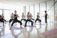 Introduction to power yoga, a very popular yoga style that originated in the United States in the 1990s.