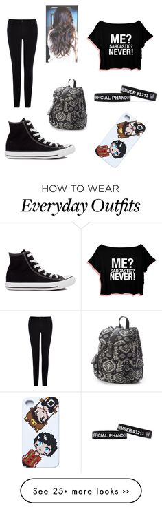 """""""My normal everyday outfit"""" by mindofkenzie on Polyvore AHH! DAN AND PHIL!!"""