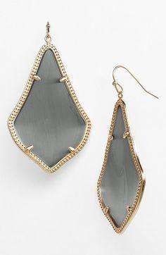 large grey drop earrings http://rstyle.me/n/rmti9r9te