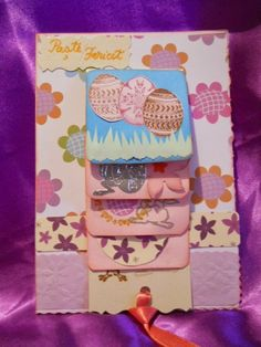 AlliElla Craft: Easter cards