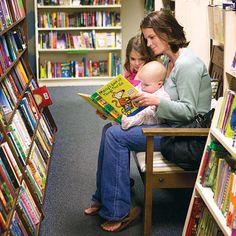 Portare i bambini in libreria - Come motivare il bambino a leggere (di più) o ad avvicinarlo alla lettura - 01