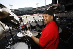 DMB's Carter Beauford - One of my favorite drummers.