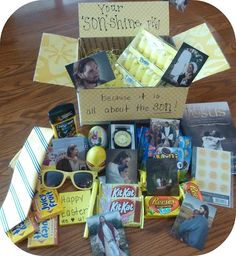 Missionary Easter Package