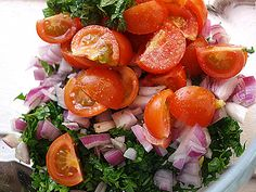 Number one thing to know: when you go to a restaurant insist on local tomatoes in your salad! The cherry tomatoes grown on Santorini may be the best tasting tomatoes you will ever have.  Let the uninformed tourists eat imported tomatoes – you know better.