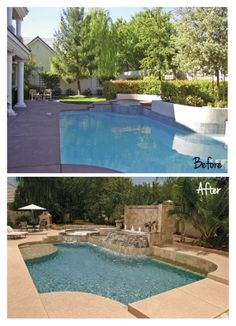 33 Best Swimming Pool Remodeling images | Pool remodel ...