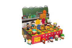 Kidrobot South Park PLAY THE ODDS 1 Blind Box Figure Stan Cartman Kenny Towelie #Kidrobot