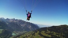 Enjoy the adventure of paragliding - an unforgettable holiday experience amid the breathtaking mountain scenery of the Austrian Montafon. Tandem flight booking on paragliding with the most experienced pilots. A film by Ingo Enzi mediastudio. Paragliding, Tandem, Adventure Awaits, Alps, Belgium, Netherlands, Mount Everest, Scenery, Germany