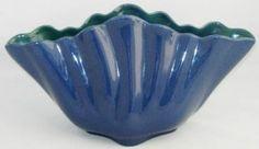 Beauceware Fan Vase - Céramique de Beauce