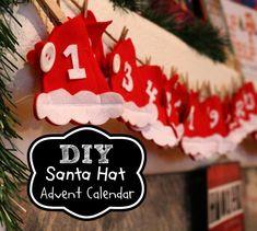 DIY-Santa-Hat-Advent