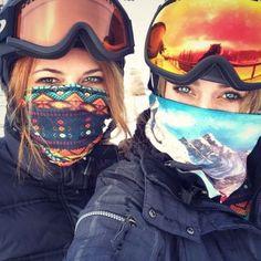 ski et snowboard Best Friend Goals, Best Friends, Bff Goals, Mode Au Ski, Ski Et Snowboard, Snowboard Girl, Go Skiing, Skiing Colorado, Look Girl
