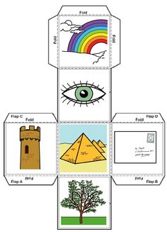 Story-telling cubes – awesome thing for speaking classes Story Cubes, Build A Story, English Games, Preschool Curriculum, Fiction Writing, Creative Play, Teaching English, Storytelling, Literacy