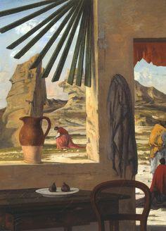 Eugène Berman - The Jug on the Window (1934)