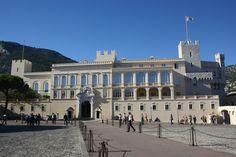 The Royal Palace of Mónaco #royal #palace #monaco #principato #tourism #history #architecture #royalty #travels