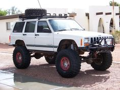 Looking to customize your Jeep? We carry a wide variety of Jeep accessories including dash kits, window tint, light tint, wraps and more. Jeep Xj Mods, Jeep Suv, Jeep Cars, Jeep Truck, Rc Trucks, Jeep Cherokee Xj, Cherokee Sport, Jdm, Muscle Cars