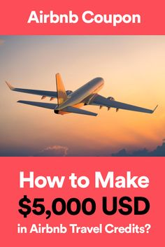 Airbnb Coupon | How to Make $5,000 USD in Airbnb Travel Credits? via @airbnbsecrets
