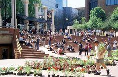 public space... Capturing the Chi greet design