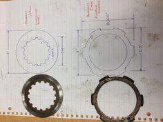 Clutch plate failures