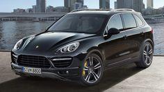 Porsche. Cayenne. 2012.