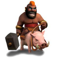 cochons clash of clans - Recherche Google
