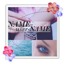"""name-username"" by jade-icons ❤ liked on Polyvore featuring beauty"
