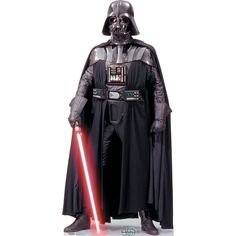 Darth Vader Stand-Up - OrientalTrading.com