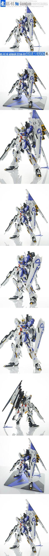 MG Nu Gundam evolve ver.