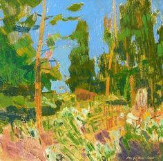 Painting of the week: Michael Ferguson Open...