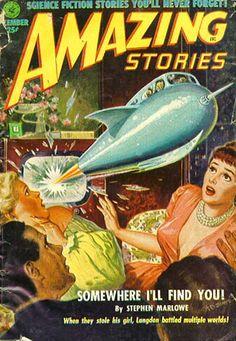 Amazing Stories (Dec 1951)
